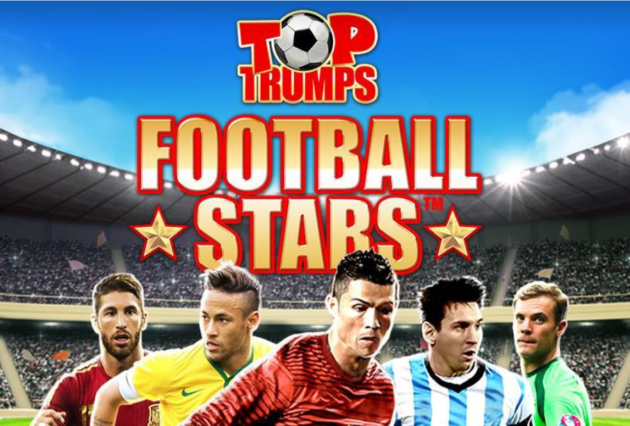 Machine sous Top Trumps Football Stars