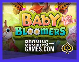 Nouvelle machine à sous Baby Bloomers de Booming Games