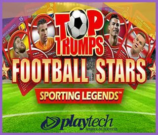 Playtech lance le jeu Top Trumps Football Stars: Sporting Legends