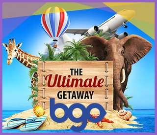 Promotion The Ultimate Getaway de bgo Casino